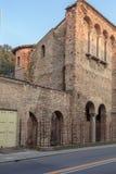 Palace of Theoderic, Ravenna, Italy Stock Photo