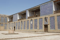 Palace Toshxovli, Khiva, Uzbekistan Stock Photography