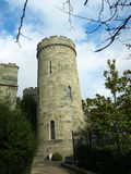 Palace tower Stock Photography