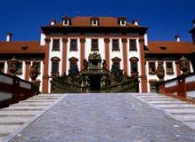 Palace Troja Stock Photography