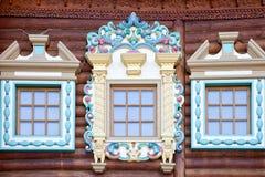 Palace of tsar of Aleksey Mikhailovich Romanov Stock Image