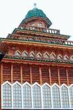 Palace of Tsar Alexei Mikhailovich in Kolomenskoye. Royalty Free Stock Images