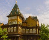The Palace of Tsar Alexei Mikhailovich Stock Image