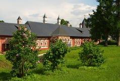 The palace of Tsar Alexei Mikhailovich Stock Photos