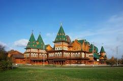Palace of tsar Alexey Mihajlovicha Stock Image