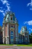 Palace in Tsaritsino Stock Photo