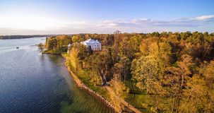 Palace of Tyshkevich Royalty Free Stock Image
