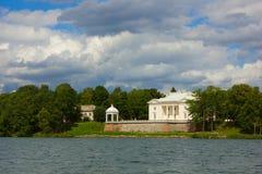 Palace of Tyshkevich, Trakai Stock Photo