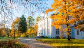 Palace of Tyshkevich Stock Photo