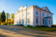 Palace of Tyshkevich Stock Photography