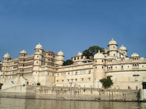 Palace in Udaipur Stock Photo