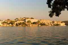 Palace.Udaipur.India. Stock Photography