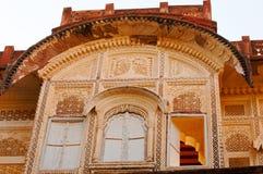 Palace.Udaipur.India. stock photo