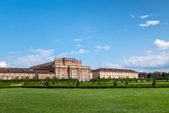 Palace of Venaria in Piedmont (Italy) Royalty Free Stock Photos
