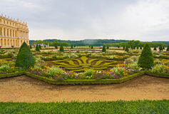Palace of Versailles Stock Photo