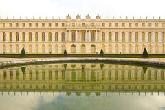 Palace of Versailles. France Stock Photo