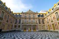 Palace of Versailles. France Royalty Free Stock Images