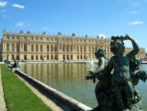 Palace of Versailles Royalty Free Stock Photos