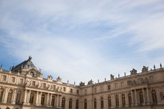 Palace of Versailles Castle Royalty Free Stock Photography