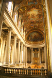 Palace of Versailles France. Kings Chapel in the Palace of Versailles, France, Europe Stock Photos