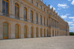 Palace of Versailles in France Royalty Free Stock Photography