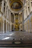 Palace Versailles hall Royalty Free Stock Photo