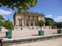 Palace in Versailles near Paris stock photography