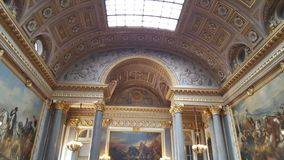 Palace of Versailles Stock Image