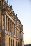 Palace of Versailles in Paris France stock photography