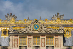 Palace of Versailles in Paris , France Stock Photo