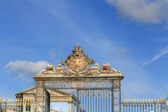 Palace of versailles in paris,france Stock Photo