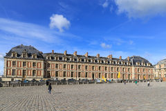 Palace of versailles in paris,france Royalty Free Stock Image
