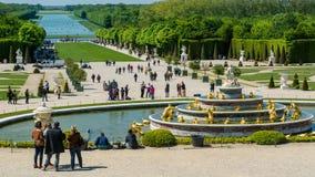Palace of Versailles, Paris Stock Image