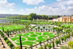 Palace Versailles, Royal Orangery. Royalty Free Stock Photo