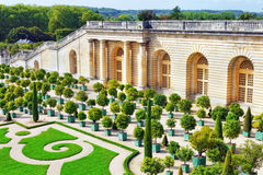 Palace Versailles, Royal Orangery Stock Photography