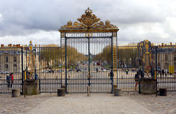 The palace of Versailles Stock Photography
