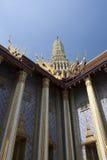 Palace_Wat dourado Phra Kaew Fotografia de Stock Royalty Free