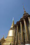 Palace_Wat grande Phra Kaew Foto de Stock
