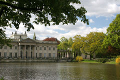 Palace on the Water Royalty Free Stock Images