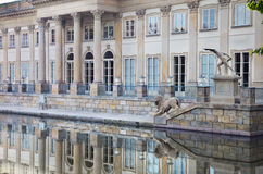 Palace on The Water Stock Photo