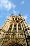 The Palace of Westminster Royalty Free Stock Photography