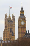 Palace of Westminster with Big Ben Royalty Free Stock Photo