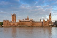 Palace of Westminster, Big Ben and Westminster bridge