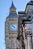 Palace of Westminster. Houses parliament London big Stock Photos