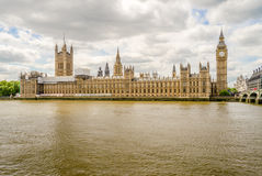 Palace of Westminster, Houses of Parliament, London Royalty Free Stock Photography