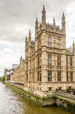 Palace of Westminster, Houses of Parliament, London Stock Image