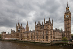 Palace of Westminster Stock Photo