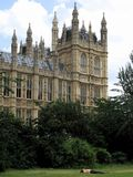 Palace of Westminster London Stock Photos