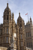 The Palace of Westminster (Houses of Parliament) i Stock Images