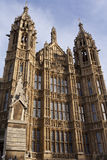 The Palace of Westminster (Houses of Parliament) i Royalty Free Stock Images